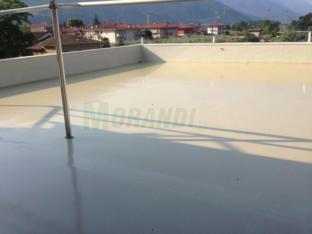 Pavimentazione Terrazza • Morandi Pitture