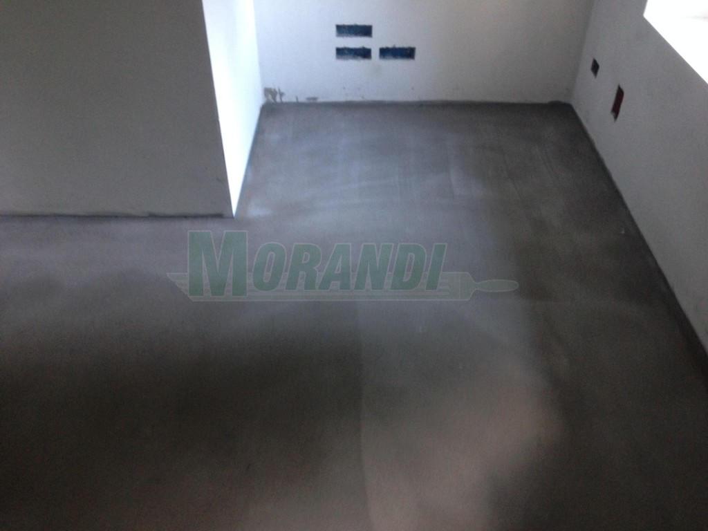 Pavimenti Resina Trento : Pavimentazione in resina autolivellante decorativa u morandi pitture