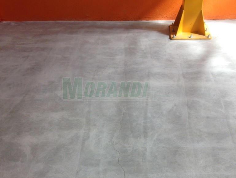 Riqualificazione Di Officina Meccanica Ed Elettrica Morandi Pitture